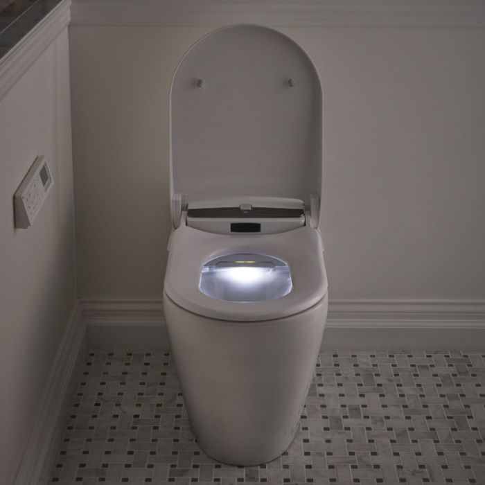 AT200 LS SpaLet Integrated Electronic Bidet Toilet, производитель: DXV