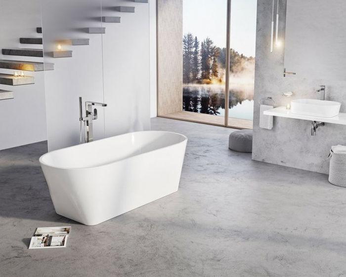 Отдельно стоящая ванна Solo, производитель: Ravak