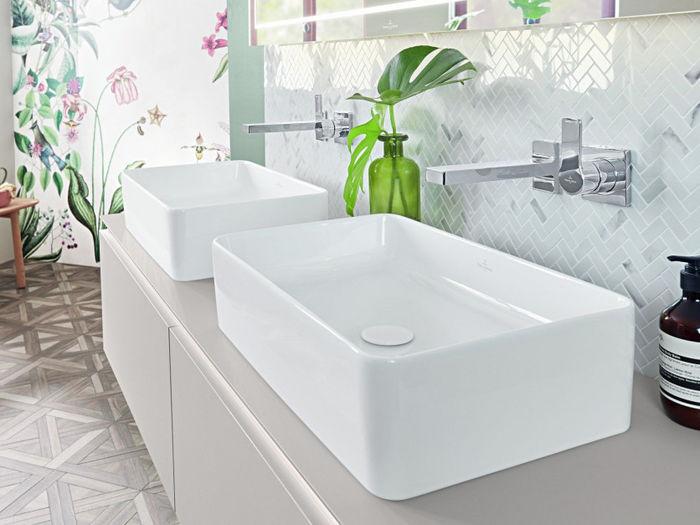 Раковина для ванной из коллекции Collaro, производитель: Villeroy & Boch