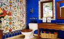 Как добавить изюминку в ванную, чтобы скрасить стерильность?