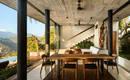 За бамбуковой стеной: роскошный минималистичный дом