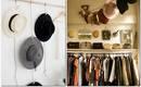Как хранить ремни, галстуки и шляпы: 15 простых идей