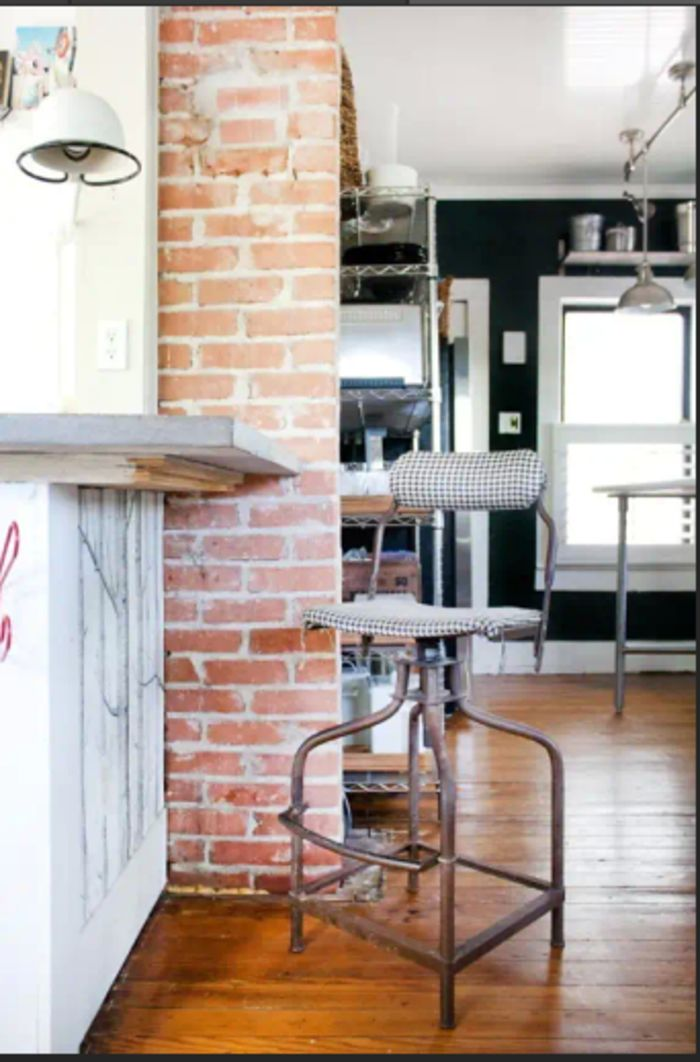 Virginia & Kelly's Industrial Loft in DC