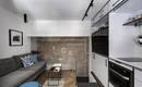 Креативно и интересно: маленькая квартира для холостяка
