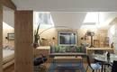 Уютная и просторная квартира с оригинальной планировкой