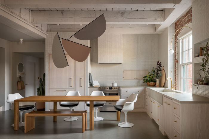 Фото: Aaron Leitz, Jessica Helgerson Interior Design.