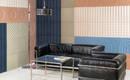 Стильная плитка, вдохновленная эстетикой Баухауса