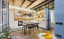 Квартира 40 кв.М, вдохновленная пляжным домиком