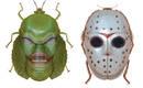 Иллюстрации насекомых, вдохновленные фильмами ужасов