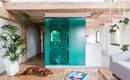 Цветные кубы: очень эффектные квартиры в Польше
