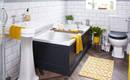 5 дельных советов для небольшой ванной комнаты