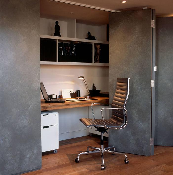 Дизайн: Sutro Architects. Интерьер от: Kendall Wilkinson Design. Фото: Drew Kelly
