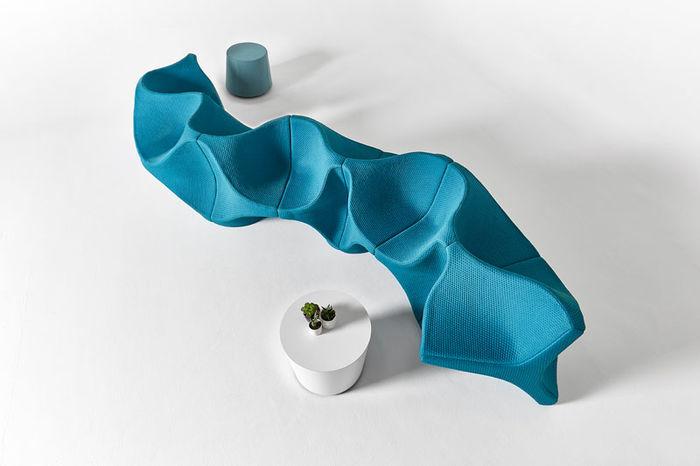 Дизайн: Карим Рашид для фирмы Nienkamper в 2019 году.