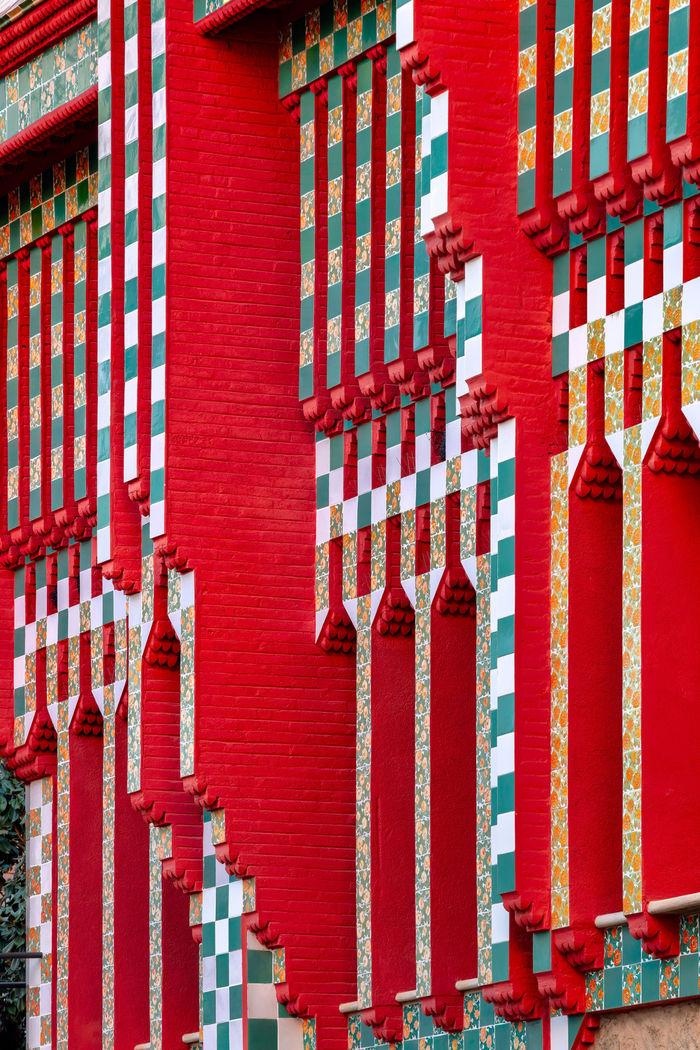 Архитектор Антонио Гауди (Antoni Gaudí)