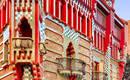Великолепные фото архитектуры Casa Vicens Антонио Гауди