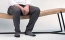 Хорошо сидим: удивительно гибкая скамья с порезами