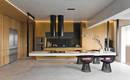 Подвесной остров на кухне – яркая деталь современного интерьера