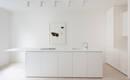 Абсолютный минимализм квартиры в белом цвете