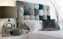Изголовье кровати - 5 новых способов создать эффектную спальню