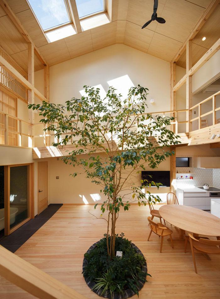 Фото: Yosuke Ohtake (http://yosukeohtake.com/). Источник: https://www.archdaily.com/