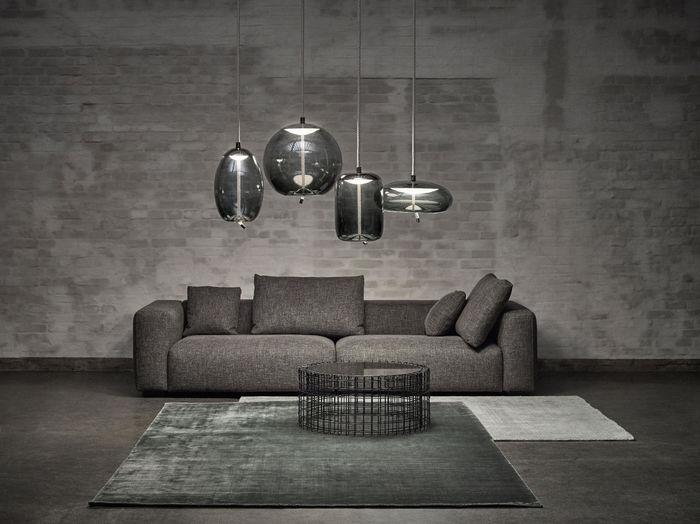 Лампа KNOT от студии ChiaramonteMarin Designstudio. Источник фото: http://www.chiaramontemarin.com/works/