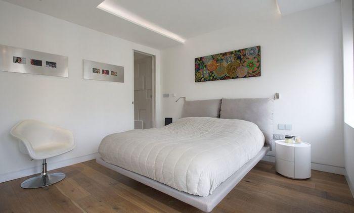 Плавающая кровать. Источник фото: http://www.alexanderlpalmer.com