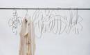 Хитрые вешалки для креативной одежды
