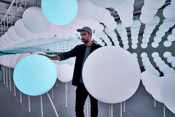 Инсталляция Snarkitecture Sway. Источник фото: Lexus