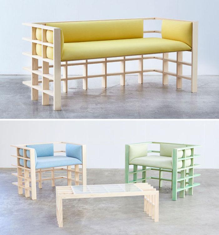 Дизайнер Elliot Bastianon. Источник фото: http://www.elliotbastianon.com/