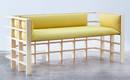Прямые линии: коллекция мебели с сильными акцентами