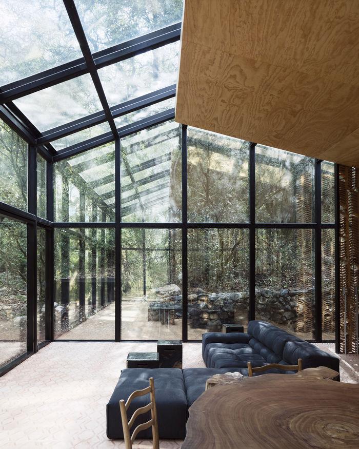 Архитектор: Татьяна Бильбао (Tatiana Bilbao). Фото: Rory Gardiner