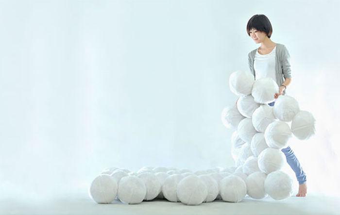 Диван Daydreamer. Дизайн: Cheng-Tsung Feng