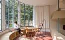 Квартира з напівкруглим вікном площею 42 кв. М в Шанхаї