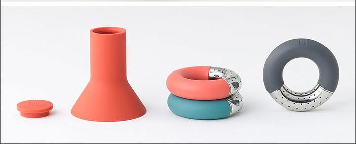 Дизайн: Андреа Понти (Andrea Ponti), студия: Ponti Design Studio