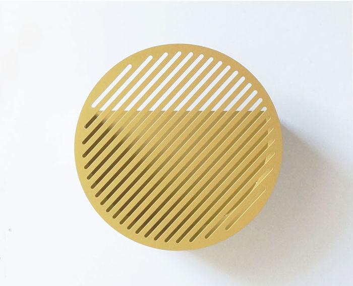 Diagonal-Wall-Basket. Дизайн: студия Andréason & Leibel