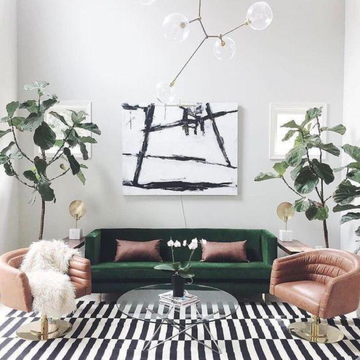 Интерьер комнаты. Источник фото: Instagram