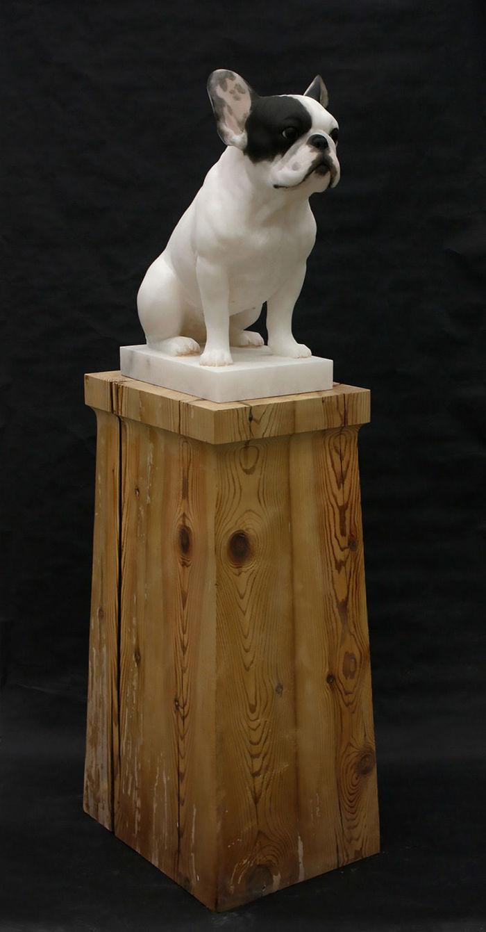 Скульптор: Жерар Мас. Источник фото: My Modern Met