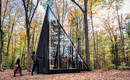 Крошечная хижина 17 кв. М для отдыха на природе