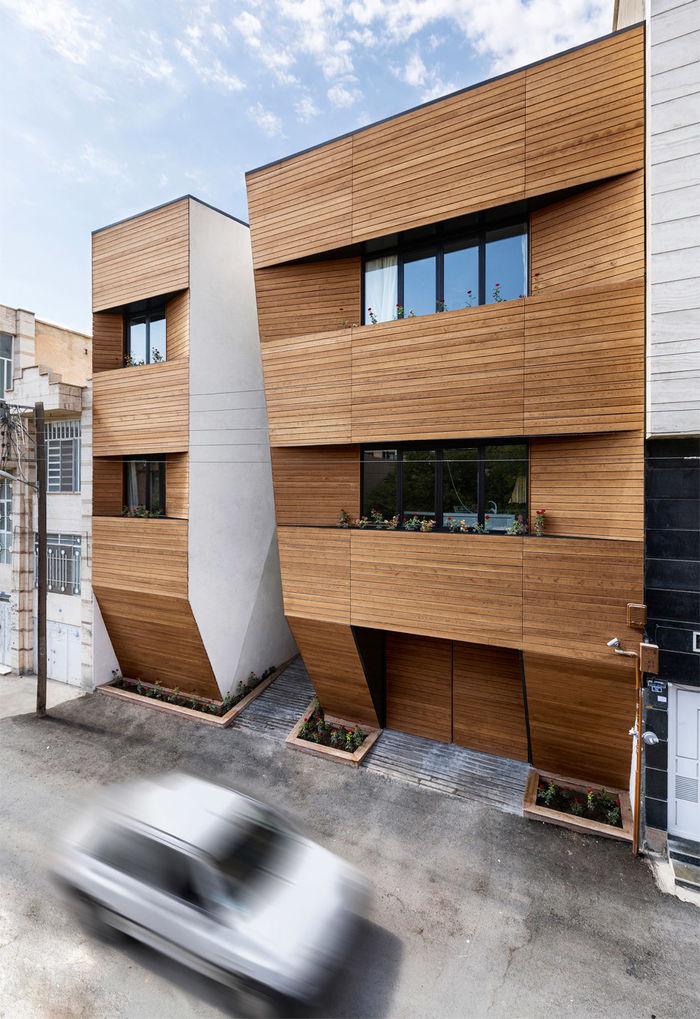 Design: ReNa Design (Reza Najafian). Фото: Reza Najafian и Mohamad Hosein Hamzehlouei