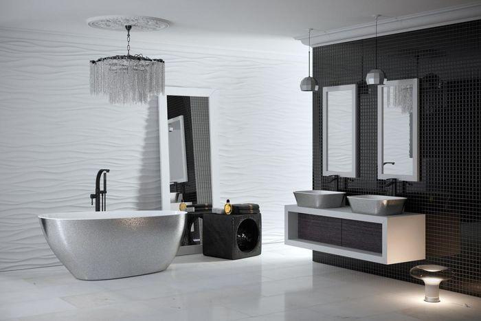 Ванная комната. Источник фото: besco.com.ua