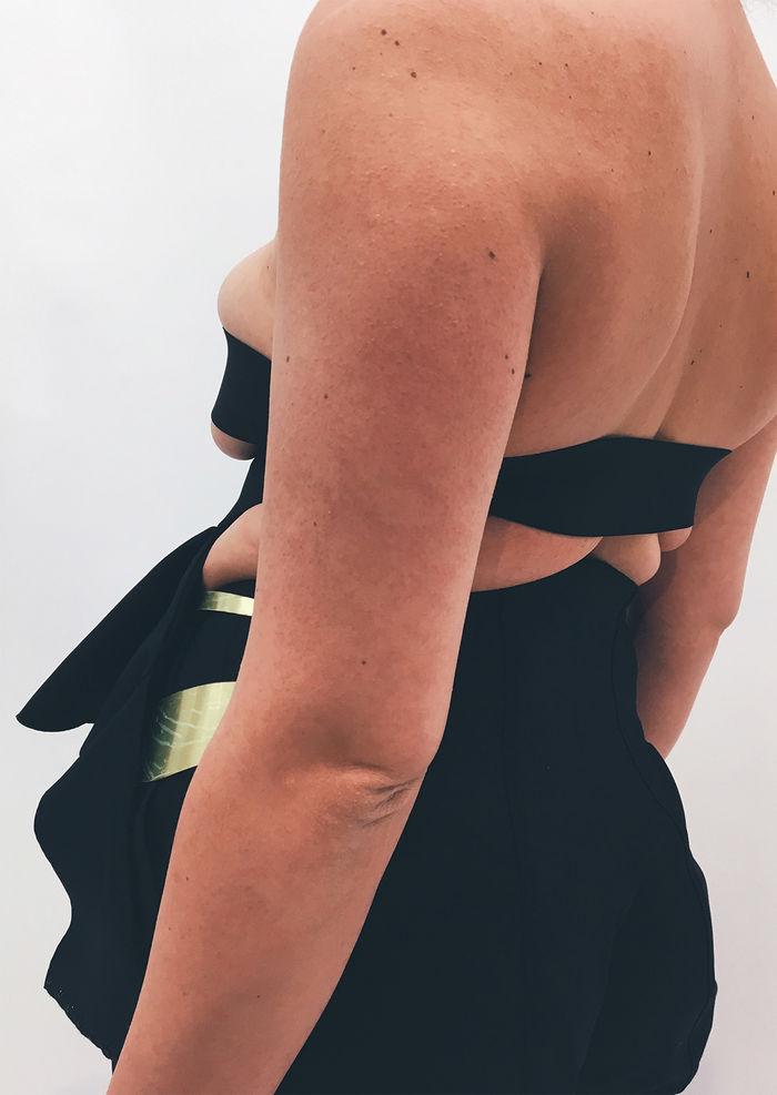 Коллекция Каролины Витто «Тело как материал» (The Body as Material)