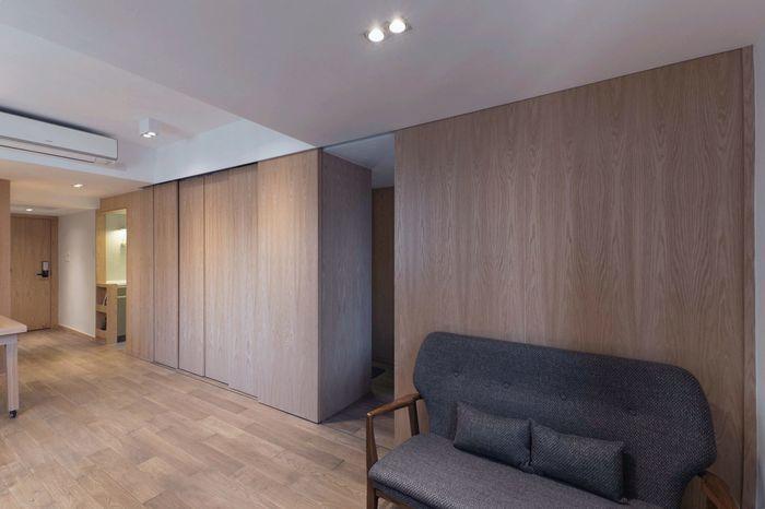 Дизайн: Design Eight Five Two (DEFT). Фото: Хейзел Юн Фан