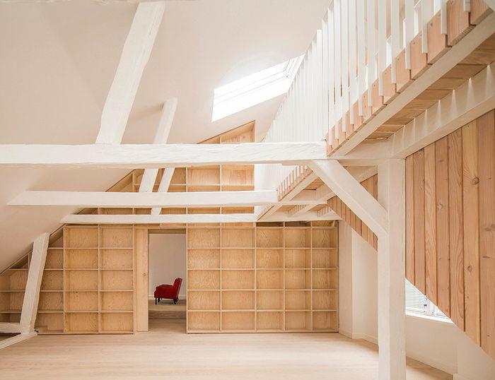 Дизайн: архитектурное бюро Studiomama. Фото: © Густав Кайзер