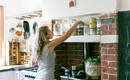 5 способов организации кладовки на кухне