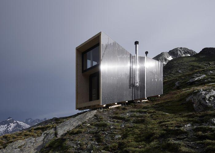 Архитектор Thilo Alex Brunner. Фото: Anne Lutz & Thomas Stöckli