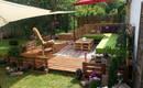 Что можно сделать в небольшом дворике на садовом участке