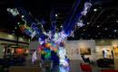 Как заставить людей нервничать: взрывоопасное искусство с гибким неоном