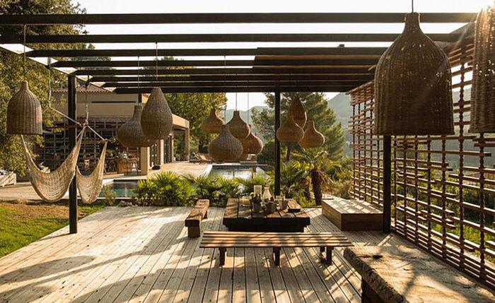 Вилла на Французской Ривьере. Источник фото: www.vivons-maison.com