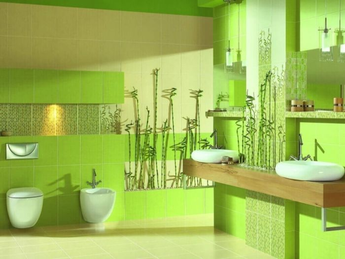 Источник фото: http://www.bathroomexpert.ru/dizajn-interera/cveta/zeljonaja-vannaja-komnata--luchshee-reshenie-dlja-vashego-doma/