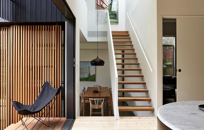 The Ridgeway House. Дизайн: Ha Architecture (h-a.com.au). Фото: Derek Swalwell